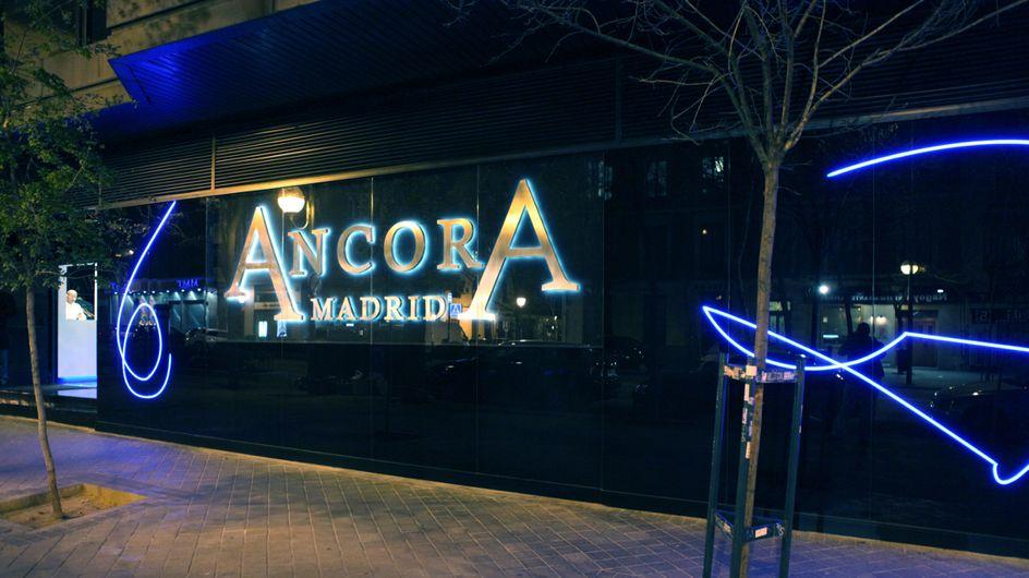 Ancora Madrid: un espacio para experimentar con los cinco sentidos