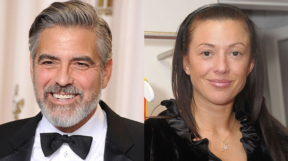 Stacy who? George Clooney hooks up with his Croatian Sensation ex Monika Jakisic?