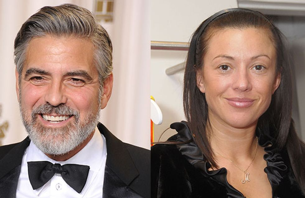 "Stacy who? George Clooney hooks up with his ""Croatian Sensation"" ex Monika Jakisic?"