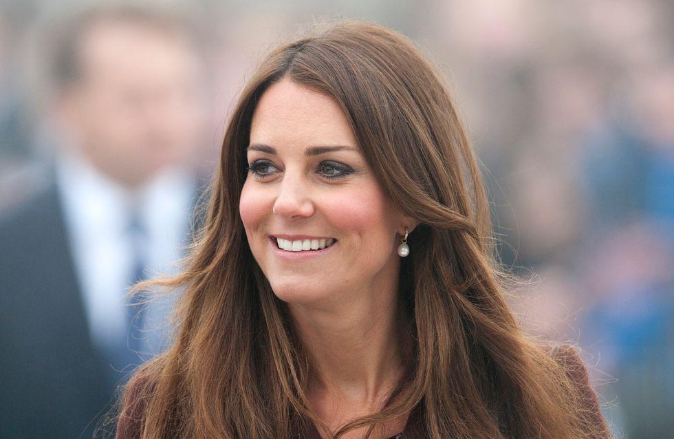 Kate Middleton, enceinte pour les fêtes ?