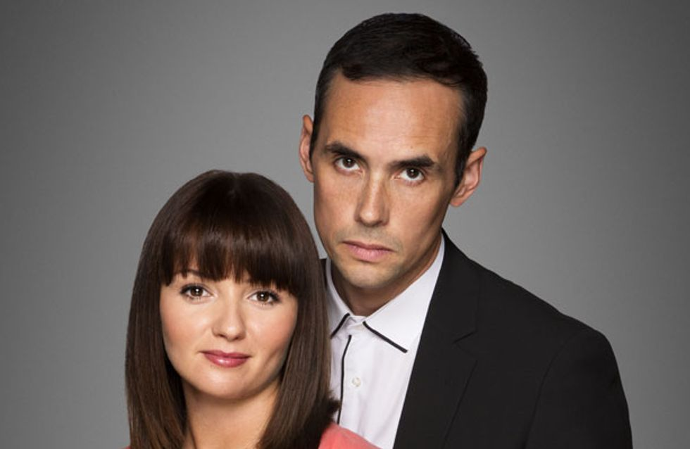 EastEnders 18/10 - Alice and Michael trick Janine
