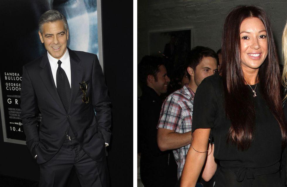 Clooney torna da una ex. Quale?