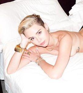 Miley Cyrus : Va-t-elle trop loin dans la provocation ? (Photos)