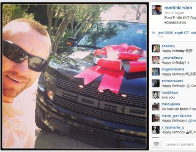 Martin Kirsten & sein neues Auto