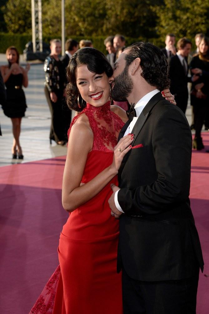 Rebecca Mir & Massimo Sinato