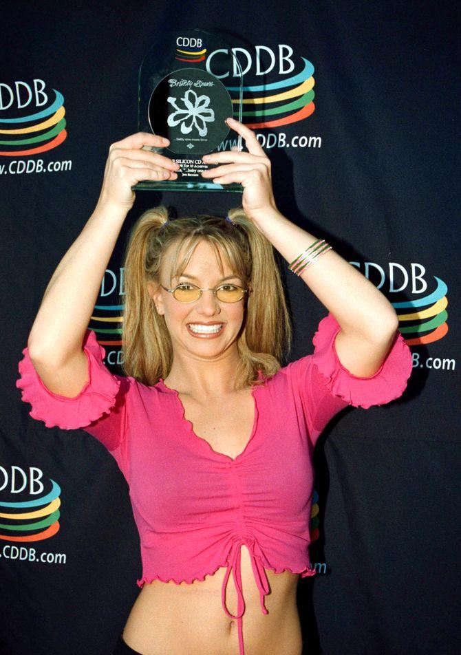 Britney Spears en 1999