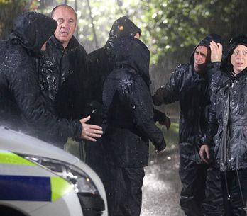 Emmerdale 16/10 - The village reels as someone is shot...
