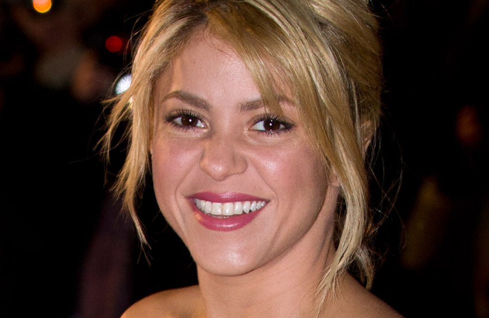 Shakira : Pas si sexy que ça !