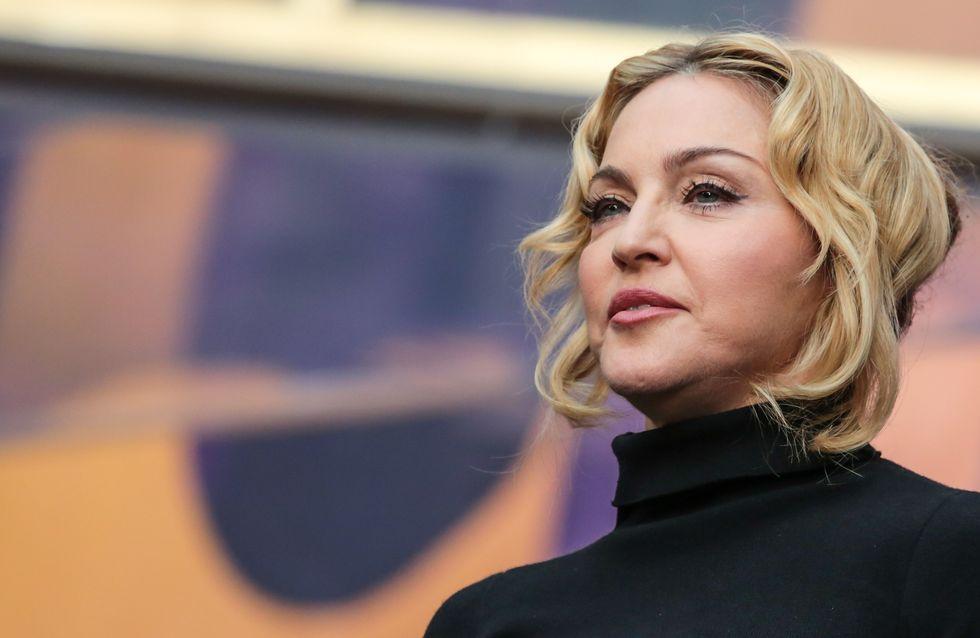 Madonna : Elle a été violée quand elle était jeune