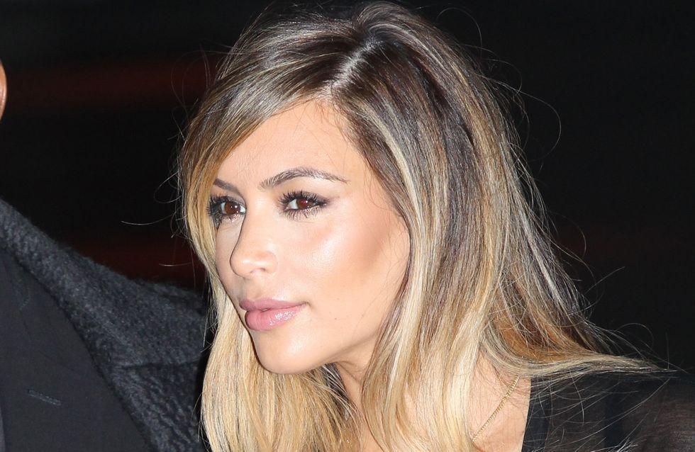 Kim Kardashian : Une nouvelle photo craquante de sa petite North !