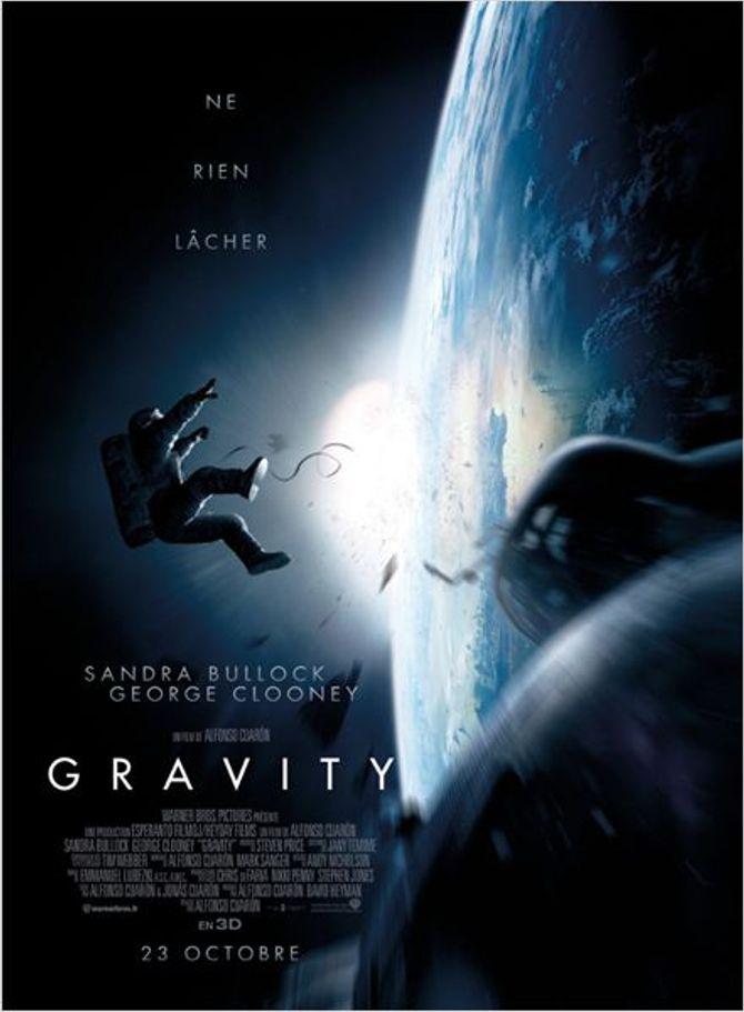 Gravity, le film qui pourrait détrôner Avatar