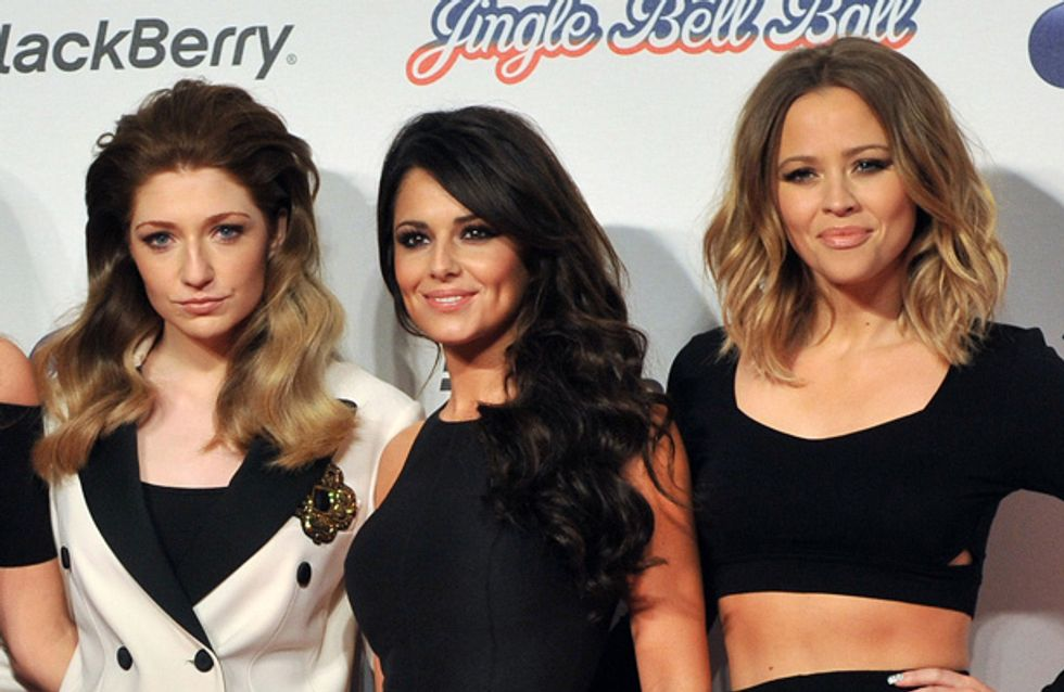 Cheryl Cole shares snaps of X-rated Amsterdam weekend with Nicola Roberts and Kimberley Walsh