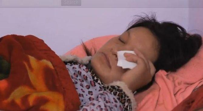 Liu Xinwen, enceinte de son deuxième enfant, aurait été forcée à avorter