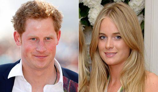 Prince Harry et Cresssida Bonas: bientôt mariés?