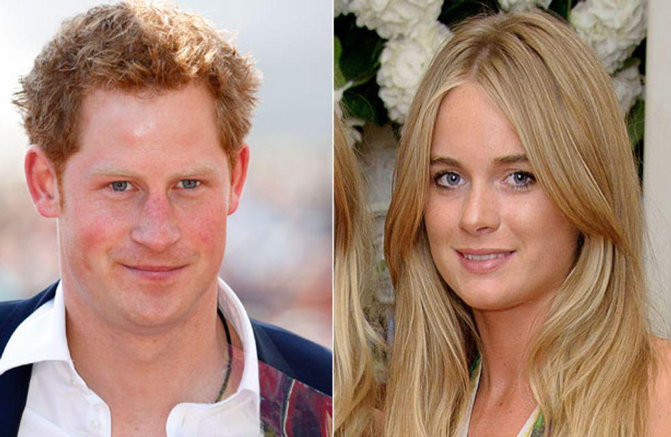Prince Harry : Marié l'année prochaine à Cressida Bonas ?