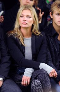 Kate Moss collabore à nouveau avec Topshop