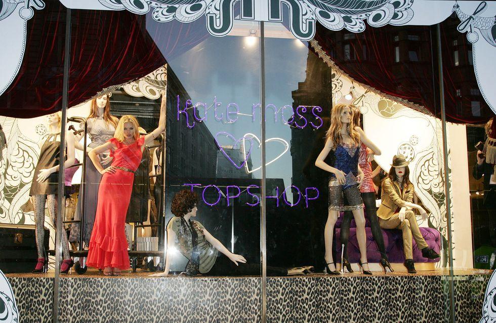 Kate Moss volverá a diseñar para Topshop