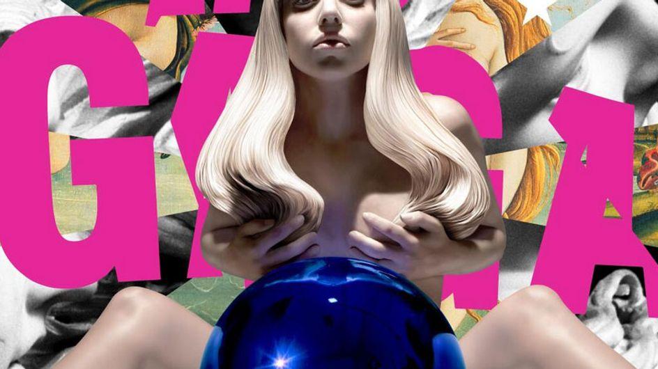 Lady Gaga revoluciona Twitter con la portada de 'ARTPOP'