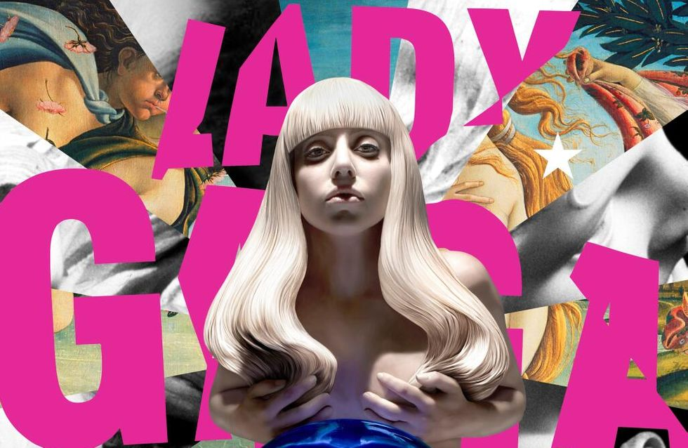 Lady Gaga : Découvrez la pochette de son nouvel album ARTPOP