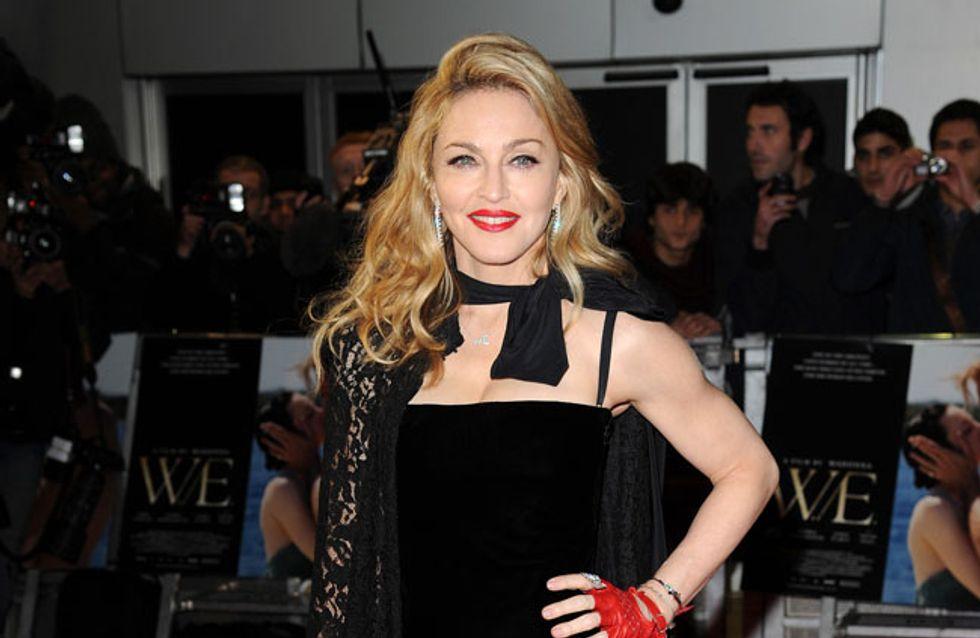 Madonna bald mit Kopftuch? Die Sängerin liest den Koran