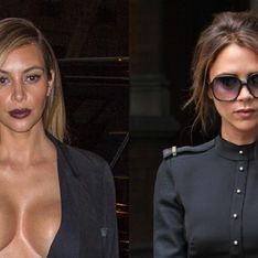 Kim Kardashian looking to emulate Victoria Beckham's fashion success?