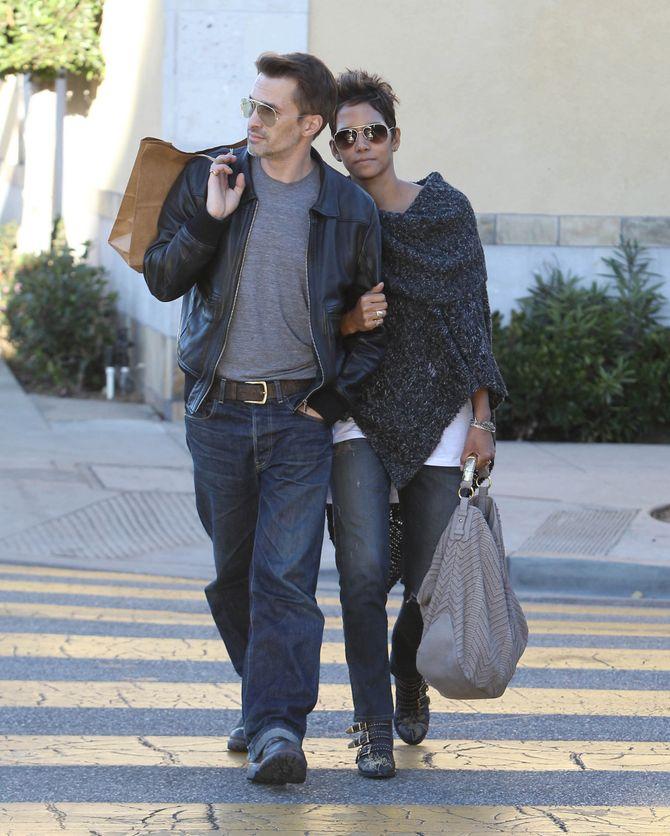 Halle Berry a épousé l'acteur Olivier Martinez en juillet 2013