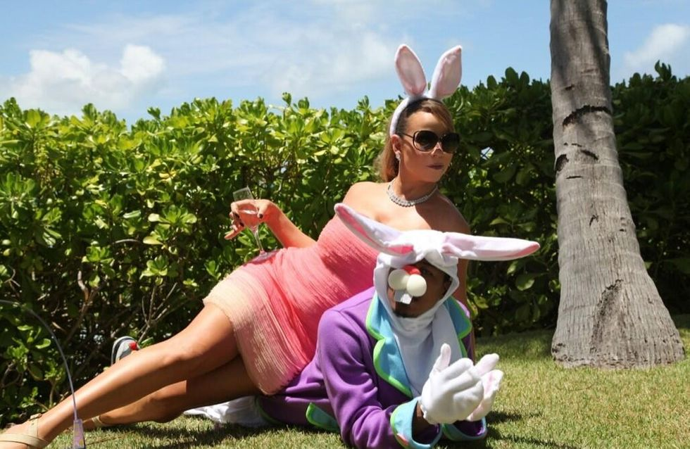 Mariah Carey : Un cadeau intime pour l'anniversaire de son mari (Photo)