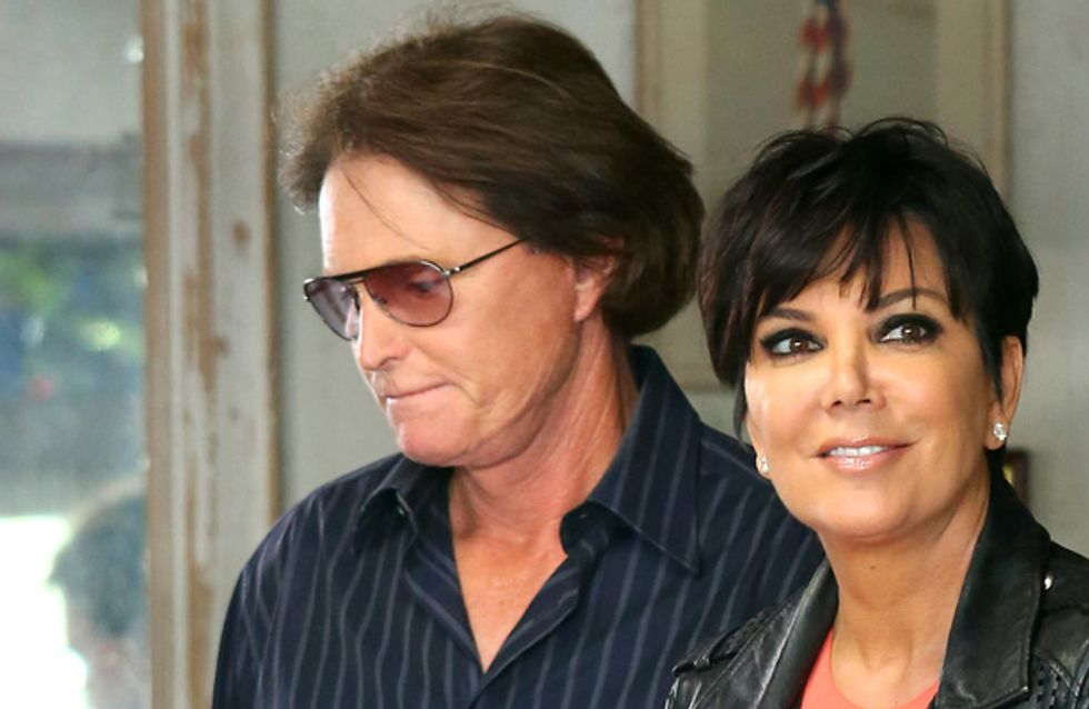 Bruce and Kris Jenner's split to be a major plot line in Keeping Up With The Kardashians