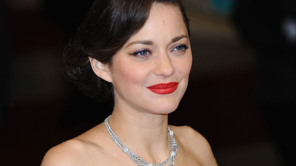 Marion Cotillard : Sublime et rétro sur l'affiche de The Immigrant (Photo)