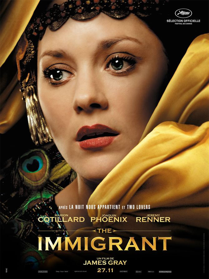 Marion Cotillard - The Immigrant
