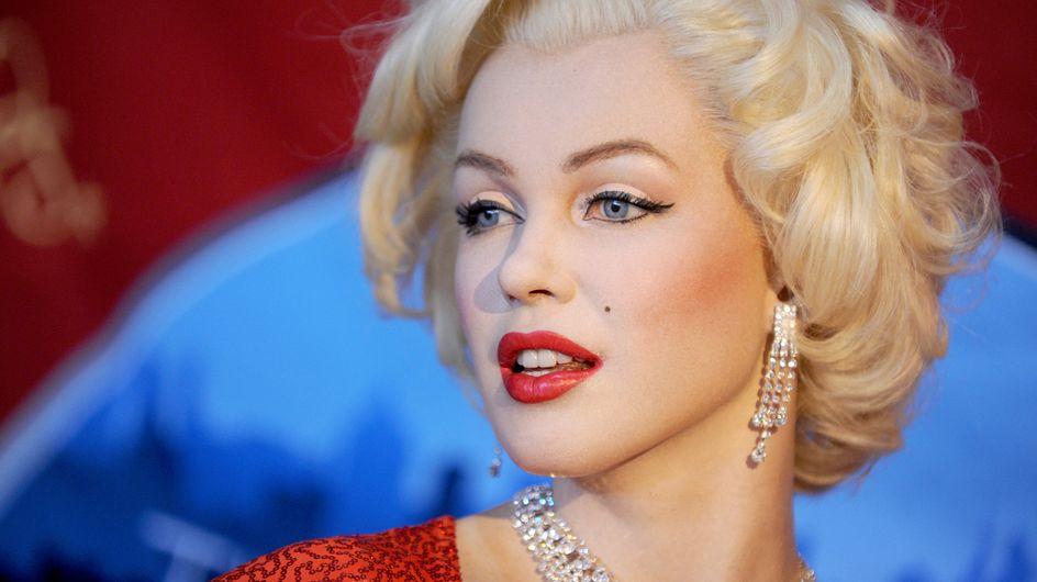 Marilyn Monroe se sometió a un aumento de barbilla