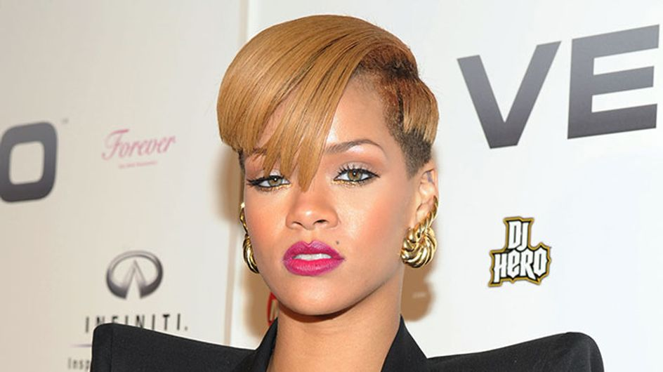 Ouch! Rihanna reveals incredibly painful new Maori tribal tattoo