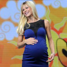 Glückwunsch: Michelle Hunziker wird zum zweiten Mal Mama!