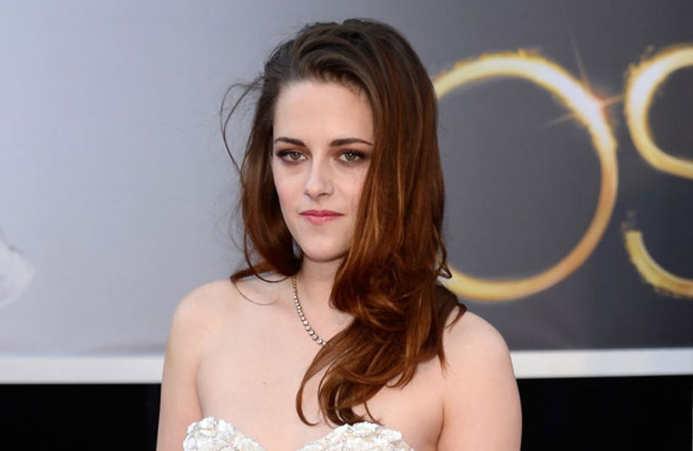Stressed-out Kristen Stewart ordered to 'put on weight' following Robert Pattinson split
