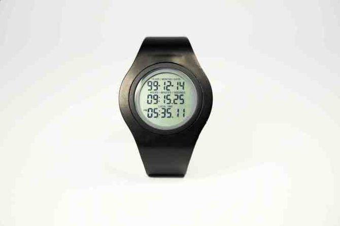 Insolite : Une montre pouvant prédire l'heure de votre mort