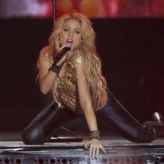Shakira vuelve a los escenarios un año después