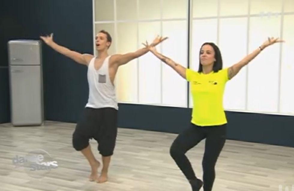 Danse avec les stars 4 : Ambiance disco et Bollywood pour les répétitions (vidéos)