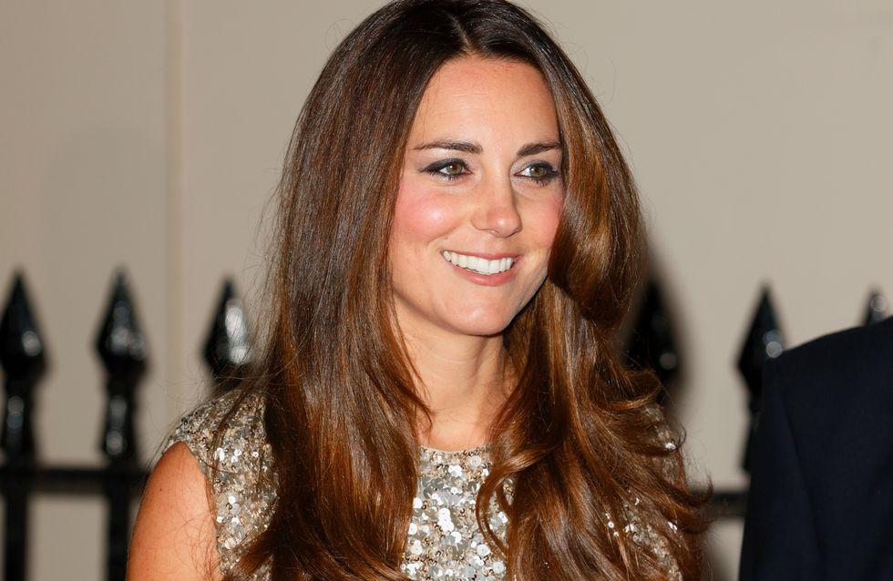 Kate Middleton : Un baptême intime pour le prince George