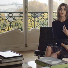 Carine Roitfeld devient Mademoiselle C au cinéma