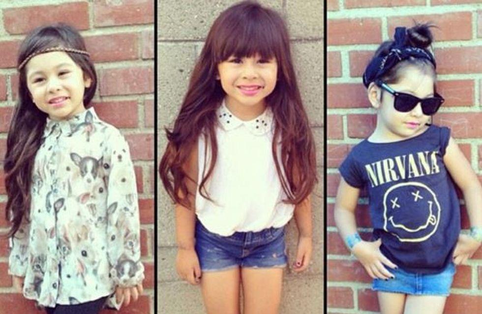 Fashionkids, le compte Instagram sur les enfants ultra lookés qui va trop loin