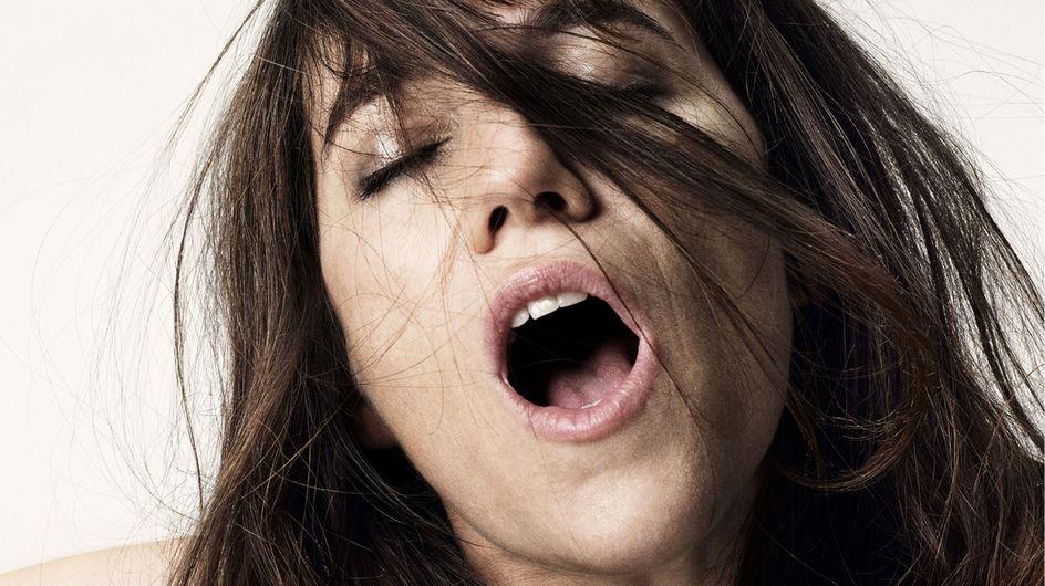 Charlotte Gainsbourg : En plein orgasme pour Nymphomaniac (photos)