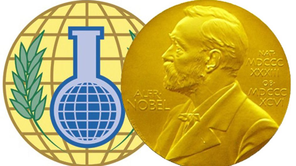 Prix Nobel de la Paix : La lutte contre les armes chimiques récompensée