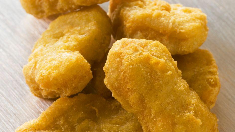 Nuggets de poulet : 50% de poulet, 50% de... ?