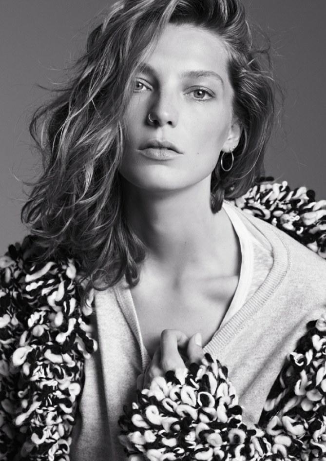Daria Werbowy, Isabel Marant per H&M