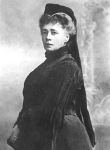 Bertha von Suttner, lauréate en 1905