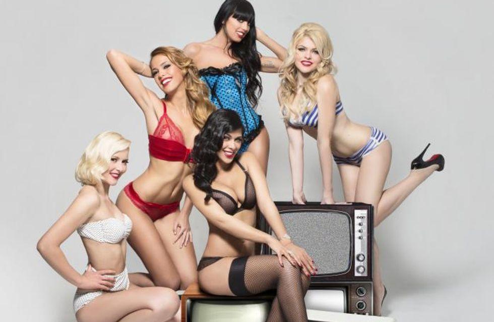 « Les Pin-up de la télé-réalité » : Découvrez leur calendrier sexy (photos)