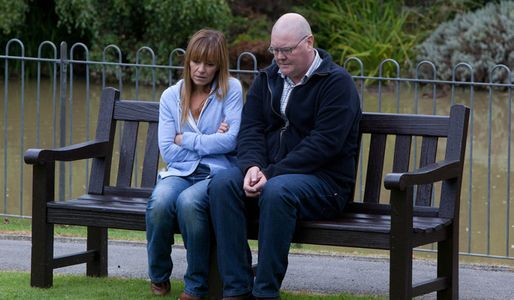 Paddy tries to come clean to Rhona