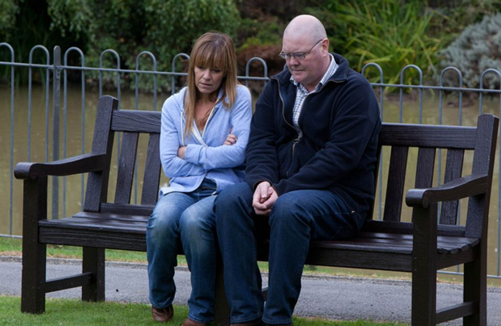 Emmerdale 21/10 – Paddy tries to come clean to Rhona