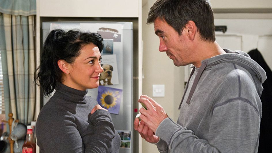 Emmerdale 24/10 – Cain's proposal to Moira is interrupted