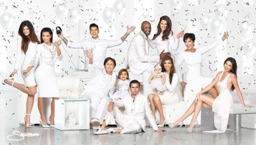 La photo de Noël 2012 des Kardashian